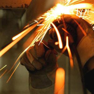hegesztés munkaközben baleset munkavédelem